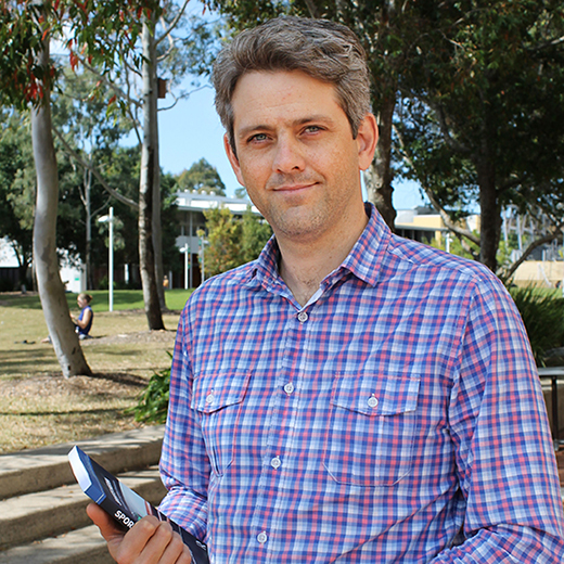 Sports journalist Dr Peter English will be the presenter of a USC Friday Night Sports Talk.