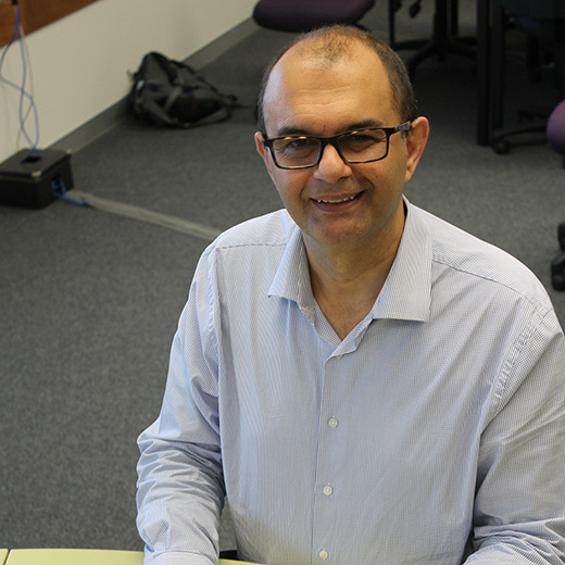 Dr Siavash Es'haghi, who is the Executive Managing Director of Imaging Queensland.