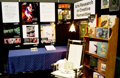 Arts Research in Creative Humanities Exhibition 2015