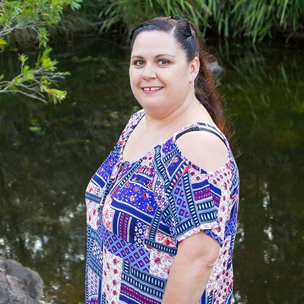 USC Education student and Indigenous welfare advocate Angie Rudd, who will receive a Chancellor's Medal.
