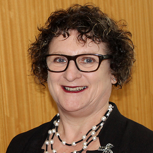 USC's Professor Karen Nelson, who has been recognised as a Principal Fellow of the United Kingdom's Higher Education Academy.