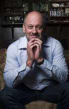 Professor Tim Flannery (photo by Damien Pleming)